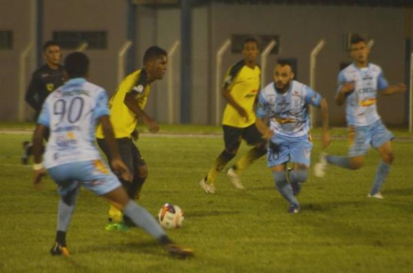 Com gol de Ariel no início do segundo tempo, Vilhenense vence Ji-Paraná