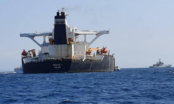 TENSÃO - Irã intercepta 3º 'navio Petroleiro estrangeiro em menos de um mês