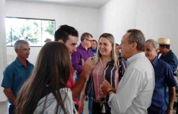 Deputado Lazinho da Fetagro prestigia Festa do Agricultor
