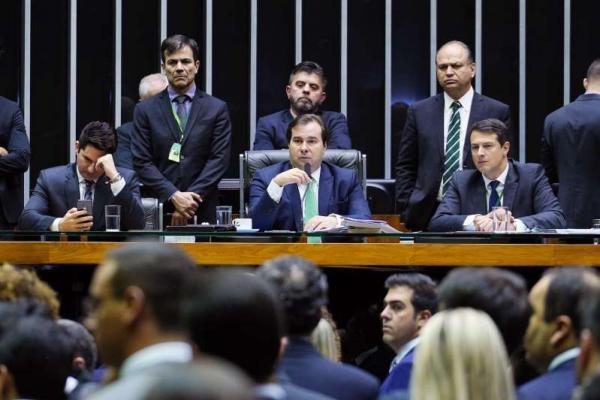 Câmara conclui votação da Medida Provisória da Liberdade Econômica