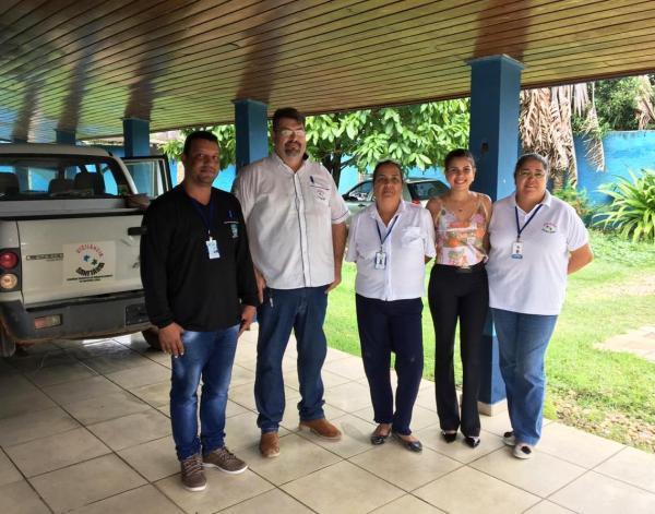 Ji-Paraná é referência em Segurança Sanitária