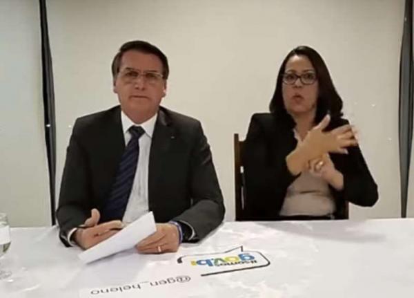 Bolsonaro diz que queimadas e criminosas e pedi que moradores da Amazônia mande fotos de incêndios
