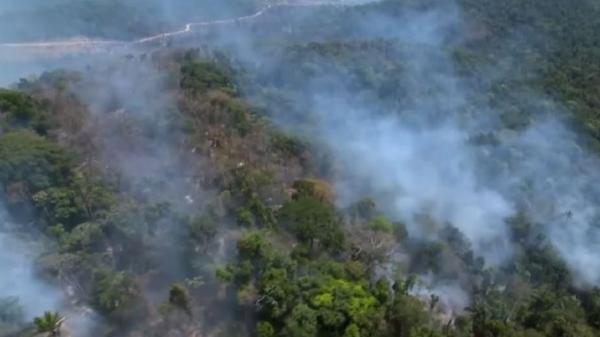 Governo cria gabinete de crise para tratar das queimadas