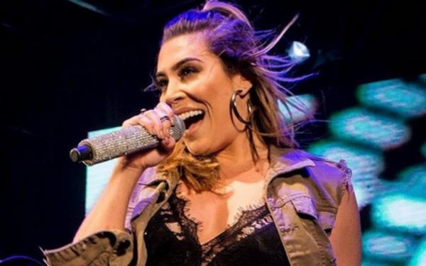 Justiça determina suspensão de show da cantora Naiara Azevedo