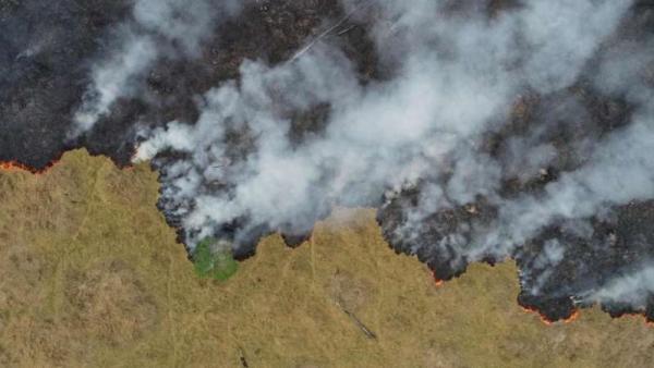 Hospitais de Rondônia recebem inúmeros pacientes atingidos por fumaça