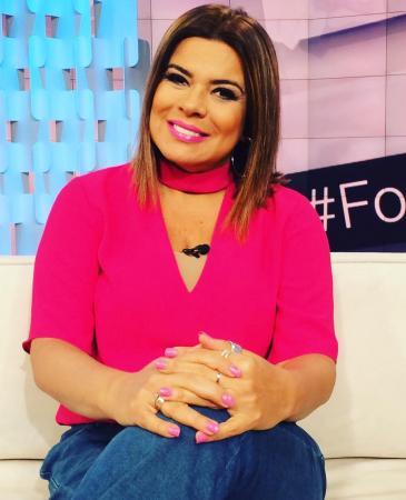 Mara Maravilha perde cargo de apresentadora no SBT