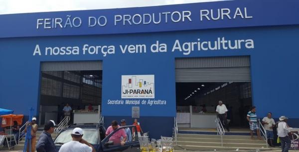 FEIRÃO DO PRODUTOR FUNCIONARÁ AS QUARTAS FEIRAS