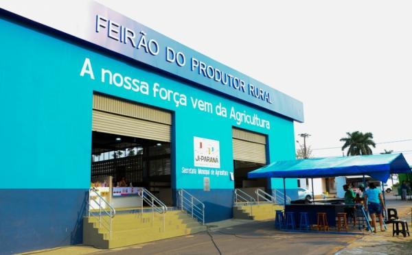 Feirão do Produtor em Ji-Paraná irá abrir nas quartas-feiras