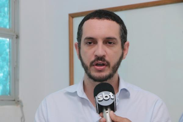 EM JI-PARANÁ – Rafael Papa deixa a direção do HM e assume o cargo de Secretário Municipal de Saúde