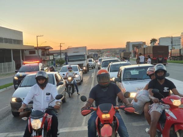 Ji-Paraná recebe encontro com foco na formação do futuro motorista