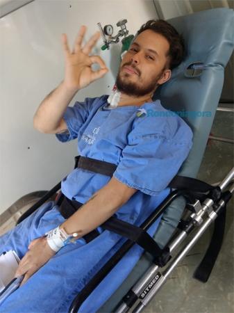 Jovem de 27 anos luta pela vida e pede ajuda para transplante
