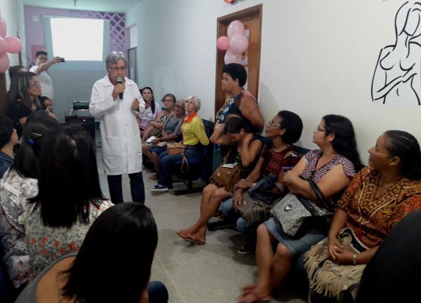 Mobilização do Outubro Rosa em Ji-Paraná será intensificado a partir da próxima semana