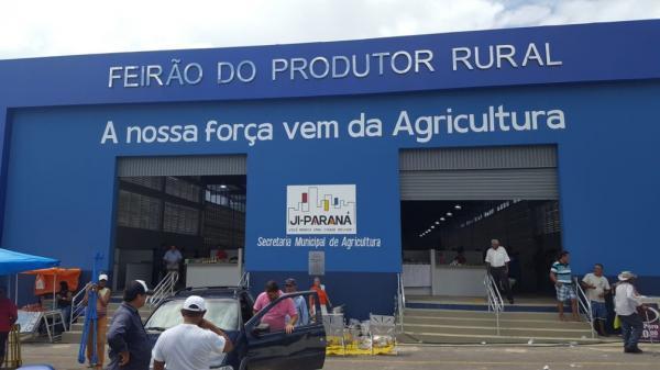 Feira da Agricultura Familiar inicia hoje a partir das 14 horas