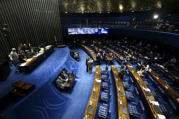 Previdência será votada em 2º turno no dia 22 no Senado