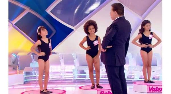 Após concurso de miss infantil, SBT é notificado pela Justiça