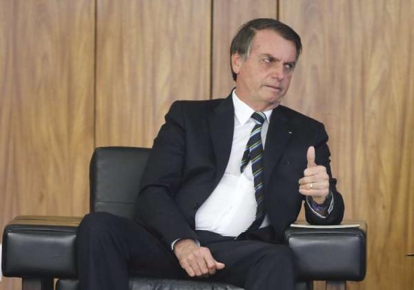 Bolsonaro diz que não pretende deixar PSL