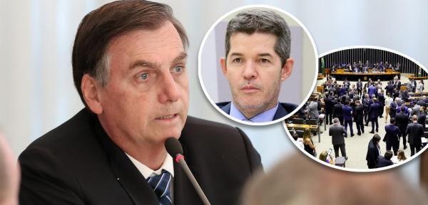 Bolsonaro aciona AGU para processar líder do PSL que o chamou de 'vagabundo'