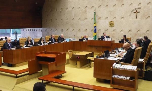 URGENTE - AO VIVO STF DECIDE PRISÃO EM SEGUNDA ESTÂNCIA PLACAR ESTA 2 A 1.