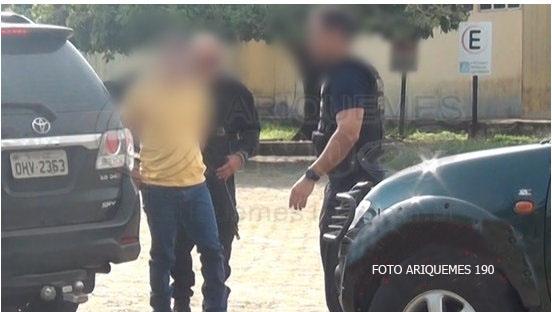 URGENTE - POLICIA FEDERAL PRENDE HOMEM ACUSADO DE SER O MAIOR DESMATADOR DA AMERICA DO SUL