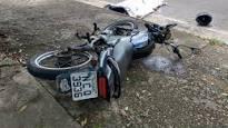 Motociclista morre depois de ser atingido no pescoço por um cabo de fibra óptica, em Ji-Paraná