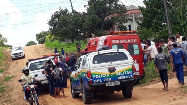 Morte e esfaqueados próximo a uma escola de Ji-Paraná