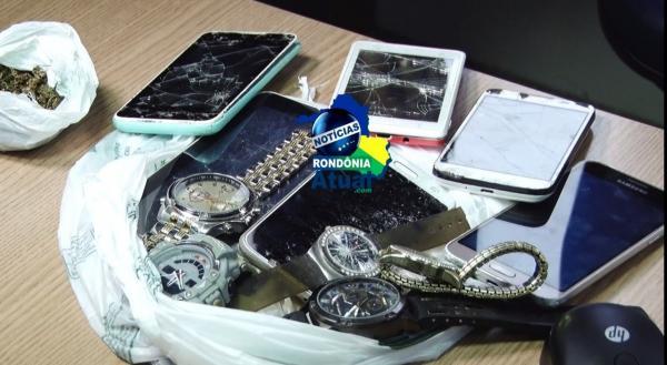 OPERAÇÃO COM MAIS DE 60 POLICIAIS DA FIM A BOCAS DE FUMO EM JI-PARANÁ
