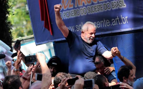 AO VIVO - URGENTE JUIZ MANDA SOLTAR LULA, JA JA PRESIDENTE DEVE FALAR EM FRENTE A PF DE CURITIBA