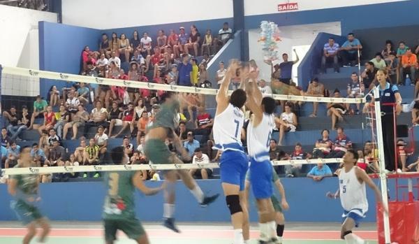 Mais de 200 atletas disputarão a Taça Ji-Paraná de voleibol