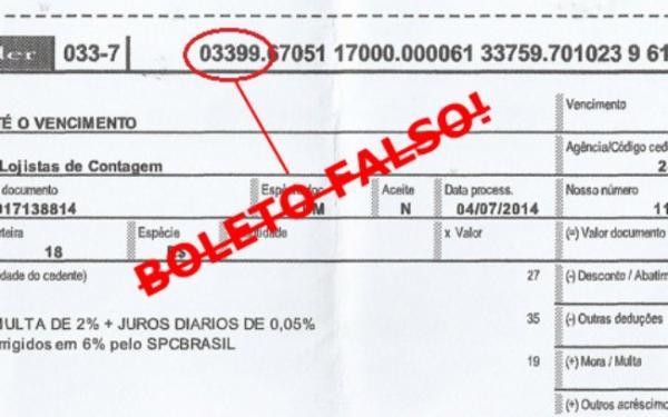 CONSUMIDOR CAI EM GOLPE DE BOLETO FALSO E PERDI MAIS DE R$ 12 MIL