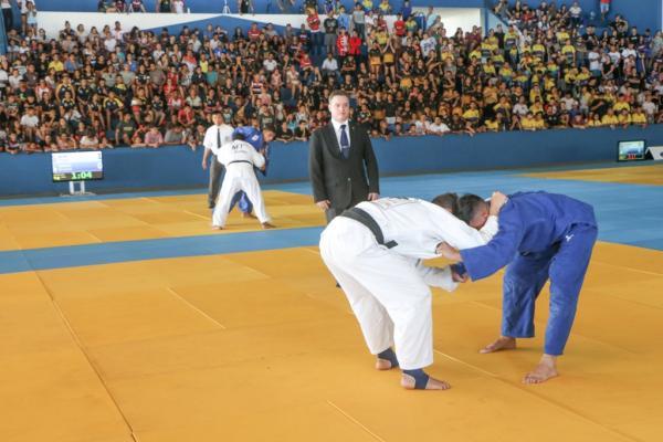 Taça Ji-Paraná de Artes Marciais recebe atletas de todo o Estado