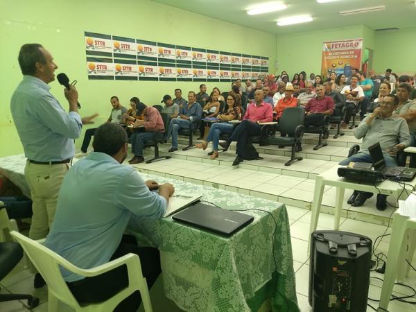 Deputado Lazinho da Fetagro destaca resultados deste ano de 2019 pelo mandato