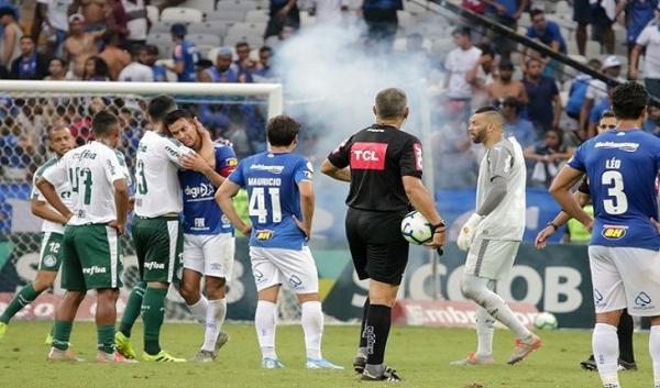 Palmeiras pode ter recebido mala branca de R$ 700 mil para rebaixar o Cruzeiro