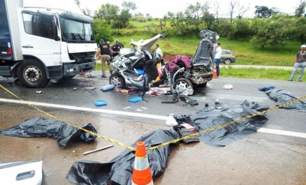 REGISTRADO 70 MORTES NAS RODOVIAS FEDERAIS NESTE ANO NOVO DIZ PRF