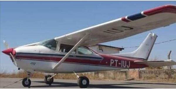 Avião agrícola é roubado em Rondônia e 6 pessoas são feitas reféns