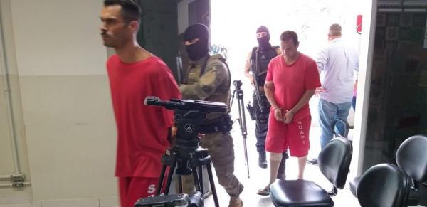 URGENTE - Integrantes de facção planejam crime e cita apoio de políticos