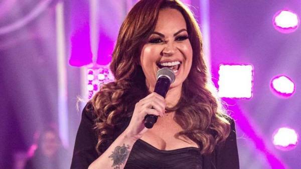 Cantora Solange Almeida anuncia separação