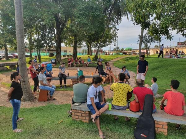 Beira Rio, um lugar para celebrar a família e os amigos em Ji-Paraná