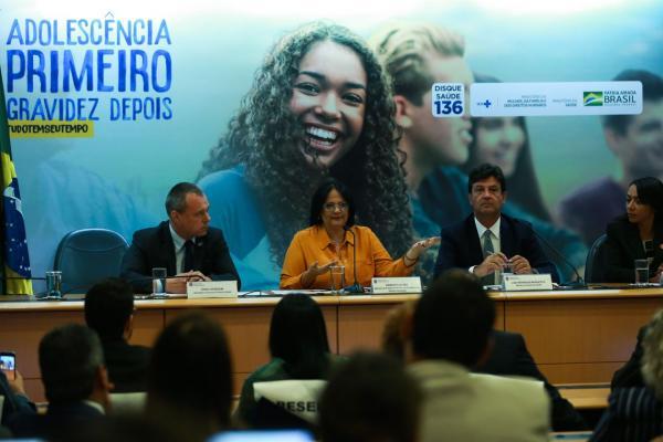 LANÇADA CAMPANHA VISANDO REDUZIR GRAVIDEZ NA ADOLESCÊNCIA