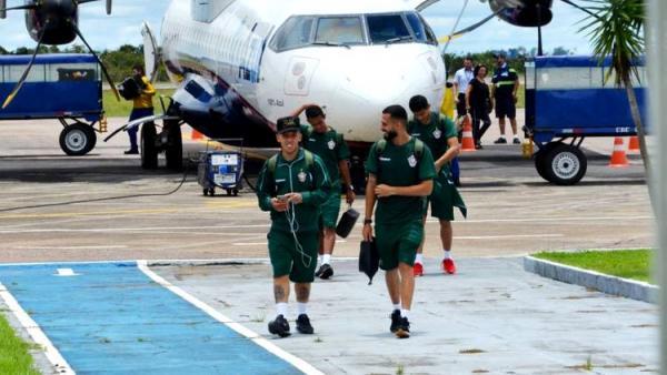 COPA DO BRASIL - BOA ESPORTE DESEMBARCA EM RONDÔNIA PARA CONFRONTO CONTRA VILHENENSE