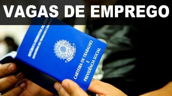 COMERCIO OFERECE 23 VAGAS DE EMPREGO PARA ESTA SEXTA (21)