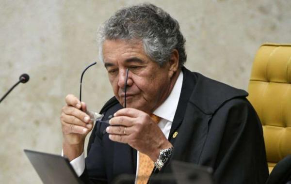 'Vamos dar um desconto', diz Marco Aurélio sobre Bolsonaro