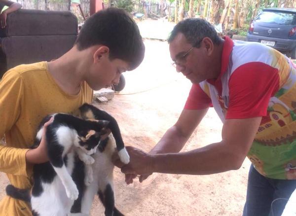 Campanha contra raiva Animal no Segundo Distrito está adiada em Ji-Paraná