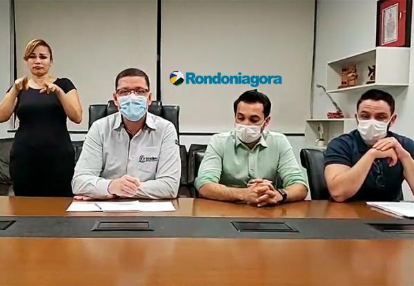 GOVERNADOR DIZ QUE 09 ATIVIDADES COMERCIAS PODERÁ VOLTAR AO FUNCIONAMENTO EM RO