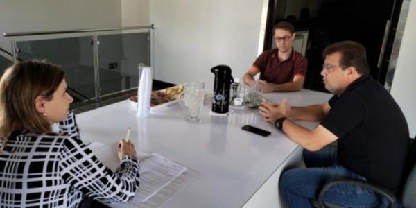 CDL de Ji-Paraná se reúne com MP para realinhar abertura do comércio
