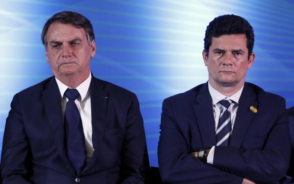 Aliados de Bolsonaro defendem divulgação de vídeo para desarmar 'bomba' de Moro