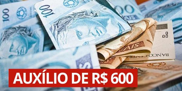 DIVULGADO CALENDÁRIO DA 2ª PARCELA DO AUXILIO DE R$ 600
