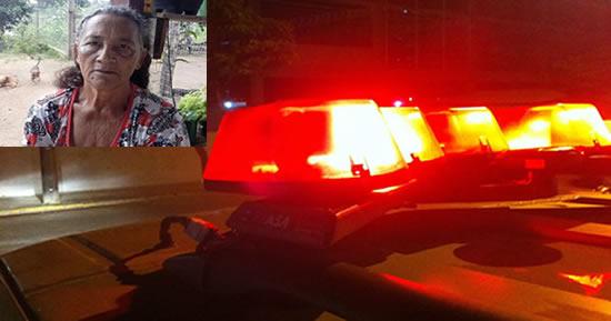 Idosa de 74 anos é executada a tiros na zona rural de Ouro Preto do Oeste
