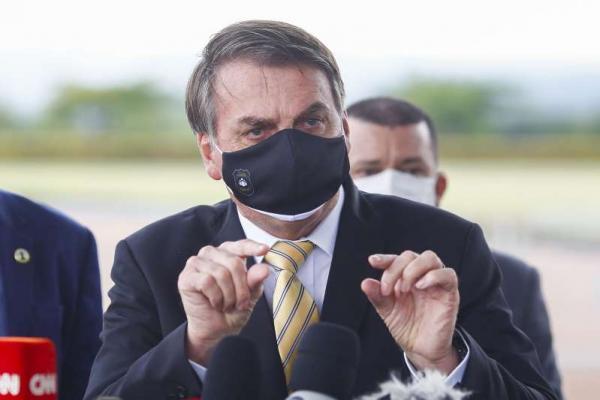 Bolsonaro sanciona socorro de R$ 125 Bilhões aos Estados