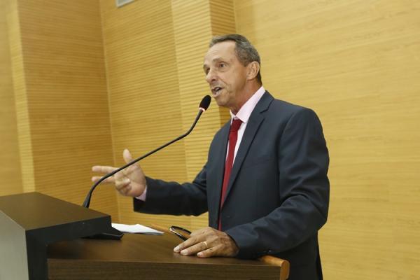Deputado Lazinho destaca indenização aos servidores da saúde e da segurança pública