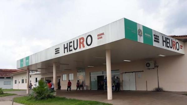URGENTE - HOSPITAL REGIONAL DE CACOAL ALERTA SOBRE COLAPSO NA SAÚDE DO INTERIOR DE RO